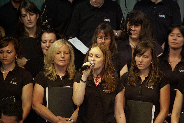 Big Band mit Chor 2010