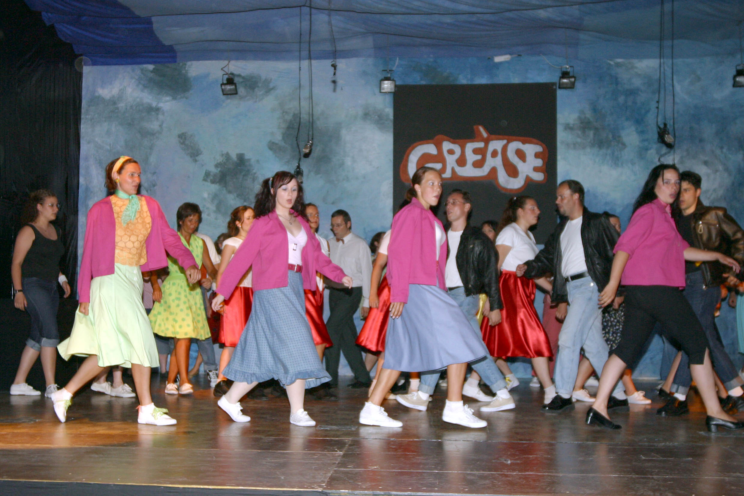 Grease 2003